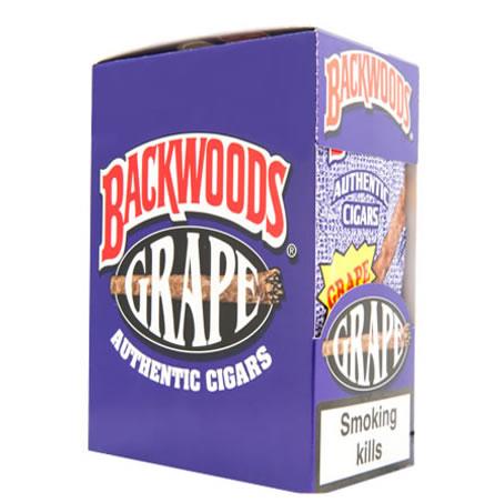 Backwoods Grape
