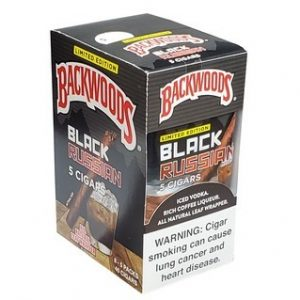 Backwoods Black Rusian