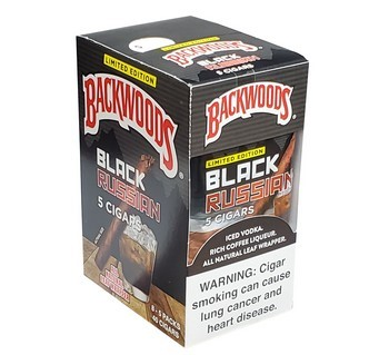 Backwoods Black Rusian