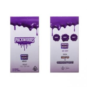 packwoods Purple Punch RYO Kit