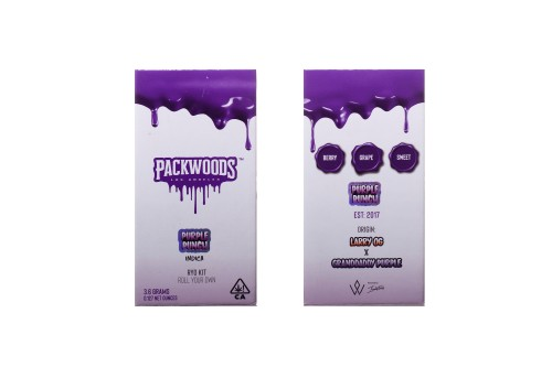 packwoods Purple Punch RYO Kit