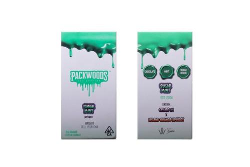 Packwoods Sugar Mint RYO Kit