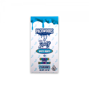 Packwoods White Runtz Preroll