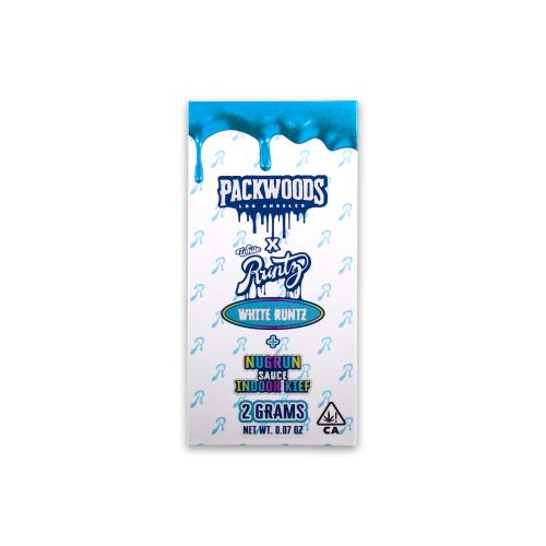Packwoods White Runtz Preroll