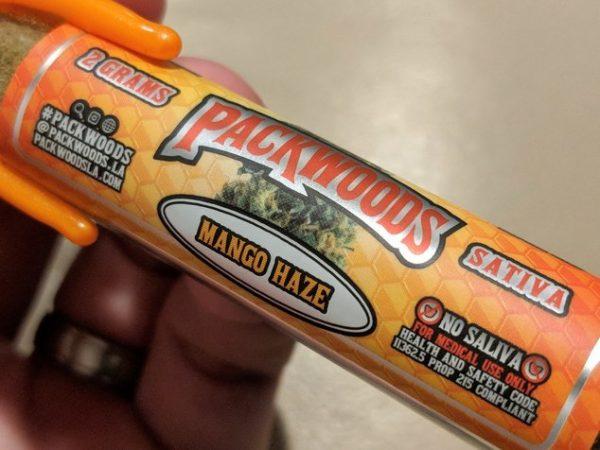 Packwoods Mango Haze