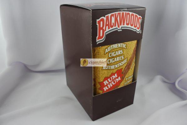 Backwoods Rum rhum