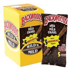 Backwoods Wild n' Mild